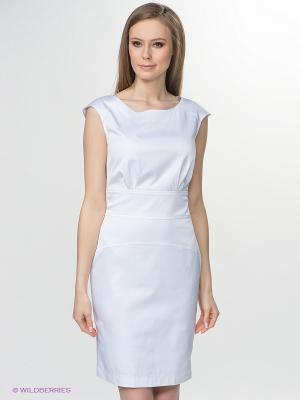 Платье L.A.S. Цвет: белый