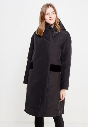 Куртка утепленная Parole by Victoria Andreyanova. Цвет: черный