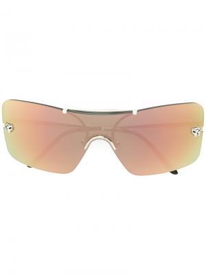 Солнцезащитные очки Panthère de Cartier. Цвет: none