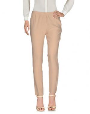 Повседневные брюки AMERICAN VINTAGE. Цвет: бежевый