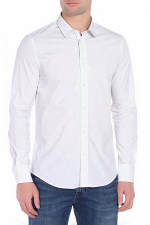 Рубашка Bikkembergs. Цвет: p170017 col.blu