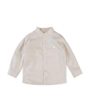 Pубашка NANÁN. Цвет: светло-серый