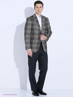 Пиджак VINCHI. Цвет: серо-коричневый