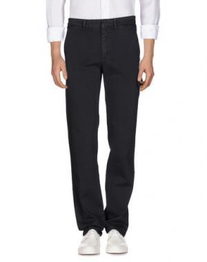 Джинсовые брюки BLAUER. Цвет: стальной серый