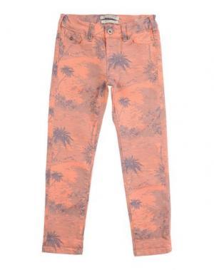 Джинсовые брюки SCOTCH R'BELLE. Цвет: оранжевый