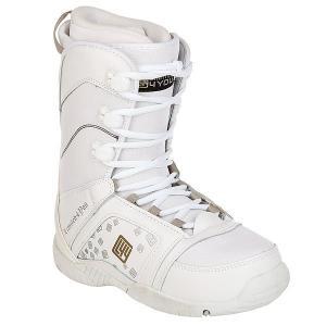 Ботинки для сноуборда  Thirteen Black Limited4You. Цвет: черный