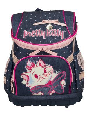 Рюкзак профилактический. Marie Cat. Цвет: розовый, темно-синий