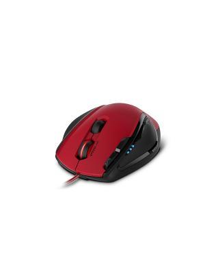 Мышь игровая Speedlink SCELUS Gaming Mouse, black-red. Цвет: темно-красный