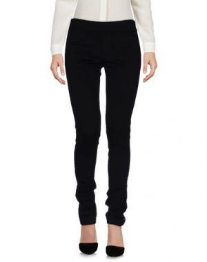 Повседневные брюки CRISTIANO BURANI. Цвет: черный