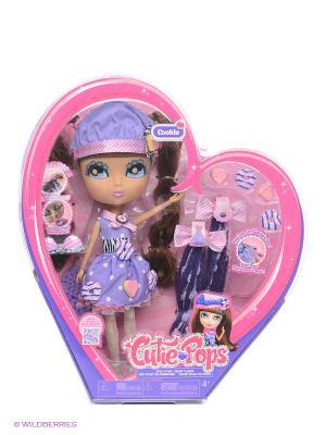 Набор Кукла Кукки с аксессуарами Jada. Цвет: сиреневый