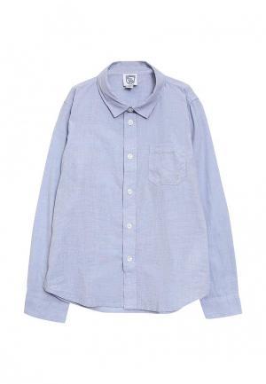 Рубашка Chicco. Цвет: голубой