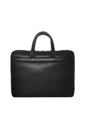 Мужская сумка FT-181986 Ermenegildo Zegna. Цвет: черный