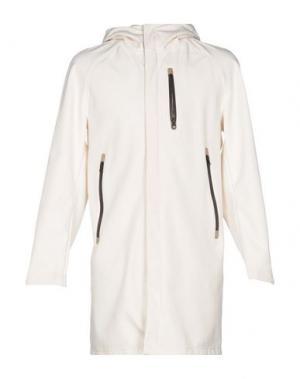 Пальто BPD BE PROUD OF THIS DRESS. Цвет: белый