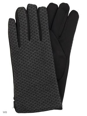 Перчатки UFUS. Цвет: серый