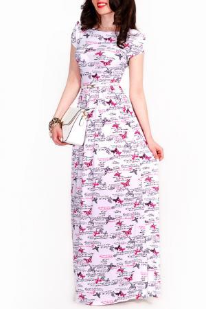 Платье MONT PELLIER. Цвет: магнолия