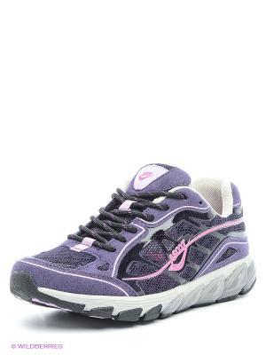 Кроссовки Ascot. Цвет: темно-фиолетовый
