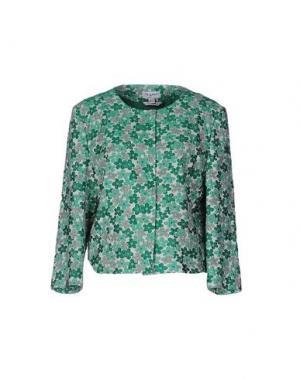 Пиджак PIU' &. Цвет: зеленый