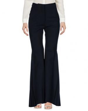 Повседневные брюки SARA BATTAGLIA. Цвет: черный