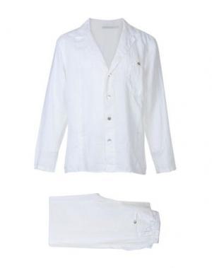 Пижама LA FABBRICA del LINO. Цвет: белый