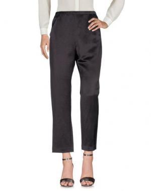 Повседневные брюки ZERO + MARIA CORNEJO. Цвет: темно-зеленый