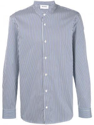 Рубашка Cyril в полоску Harmony Paris. Цвет: белый