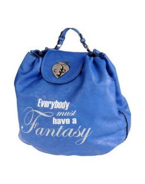 Рюкзаки и сумки на пояс LE PANDORINE. Цвет: лазурный