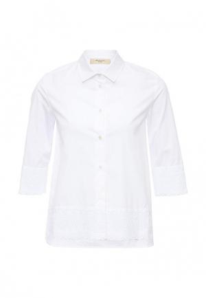 Рубашка Weekend Max Mara. Цвет: белый