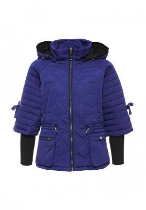 Куртка утепленная Tom Farr. Цвет: фиолетовый