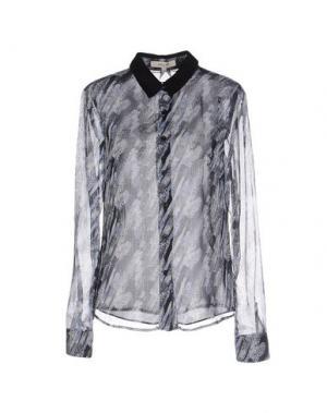 Pубашка KORALLINE. Цвет: серый