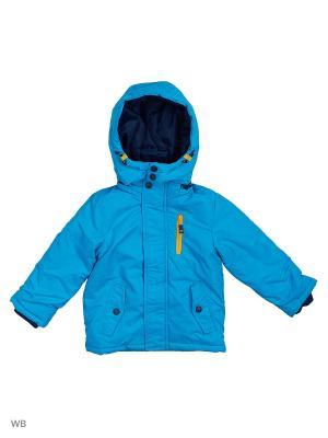 Куртка Modis. Цвет: голубой, светло-голубой