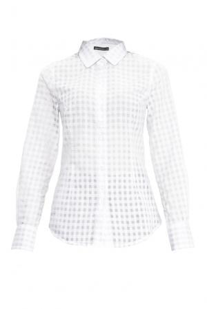 Рубашка 150409 Msw Atelier. Цвет: белый