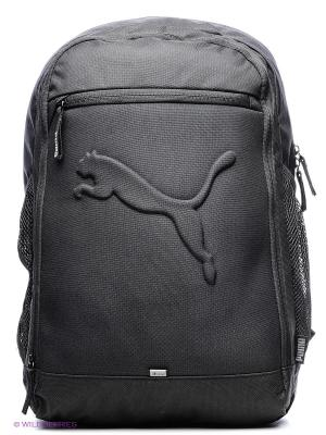 Рюкзак PUMA Buzz Backpack. Цвет: черный
