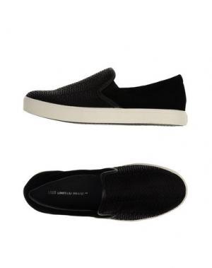 Низкие кеды и кроссовки UNITED NUDE. Цвет: черный