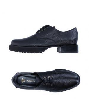 Обувь на шнурках FARRUTX. Цвет: черный