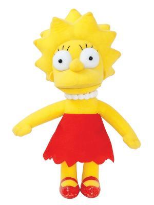 Лиза Симпсон Simpsons. Цвет: желтый