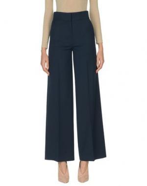 Повседневные брюки MÊME by GIAB'S. Цвет: темно-синий