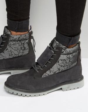 Cayler & Sons Ботинки Hibachi. Цвет: черный