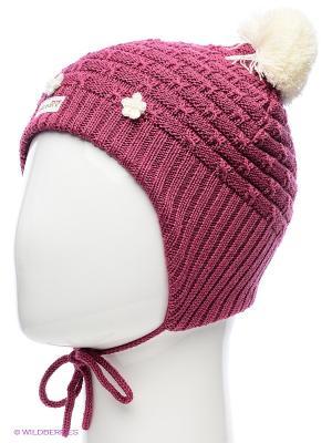 Шапка Kerry. Цвет: розовый, фиолетовый