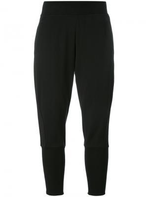 Спортивные брюки скинни Y-3. Цвет: чёрный