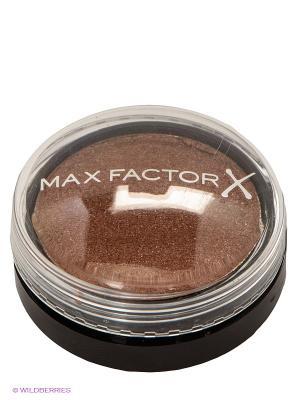 Тени одноцветные, 55 тон (feral brown) MAX FACTOR. Цвет: коричневый