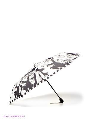 Зонт Zest. Цвет: белый, черный