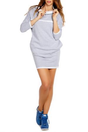 Dress LOU-LOU. Цвет: grey