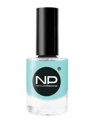 Гель для удаления кутикулы Mint 15 мл Nano Professional. Цвет: голубой