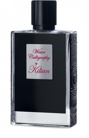 Парфюмерная вода Water Calligraphy Kilian. Цвет: бесцветный