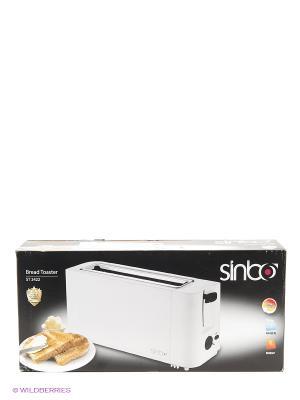 Тостер SINBO ST 2422, белый. Цвет: белый