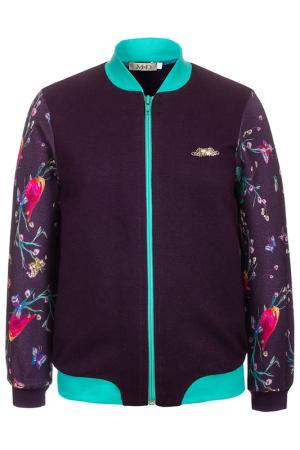 Жакет M&D. Цвет: фиолетовый