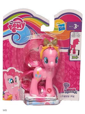 Пони Hasbro. Цвет: оранжевый, бледно-розовый