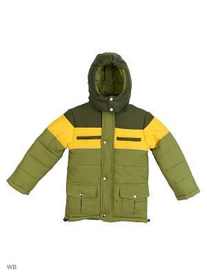 Куртки Senso kids. Цвет: оливковый