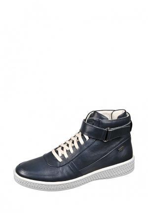 Ботинки Woodland. Цвет: синий