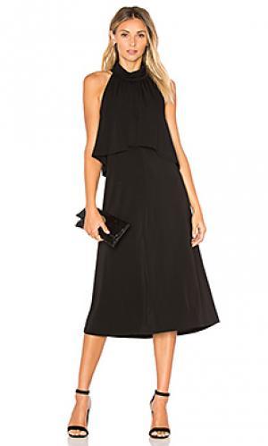 Платье aubriella Ella Moss. Цвет: черный